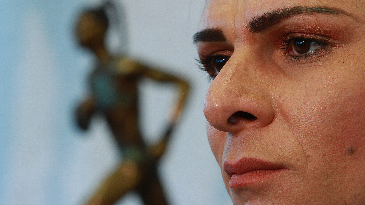 Conade teme perder demanda de la esgrimista Paola Pliego