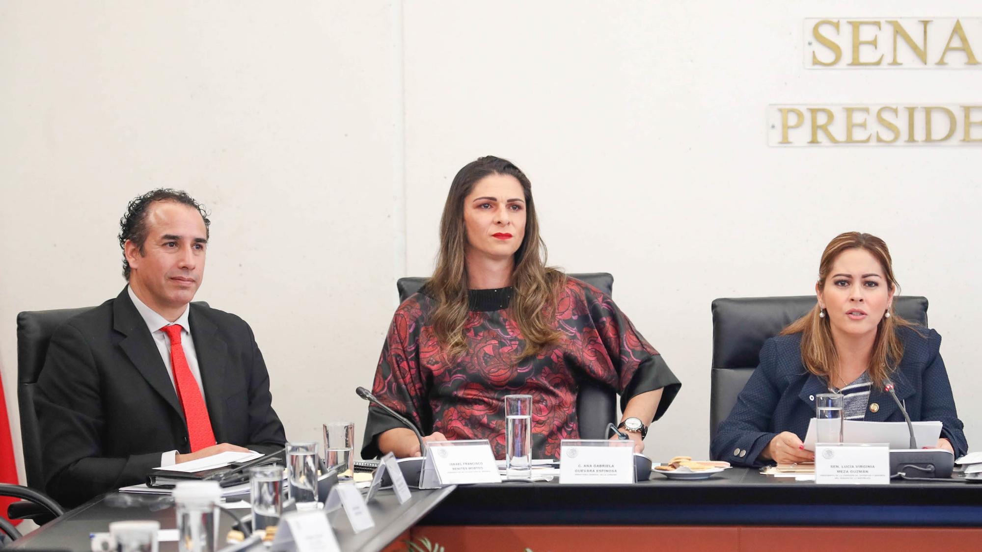 Ana Guevara lamenta caso de Paola Pliego; pide crear tribunal del deporte