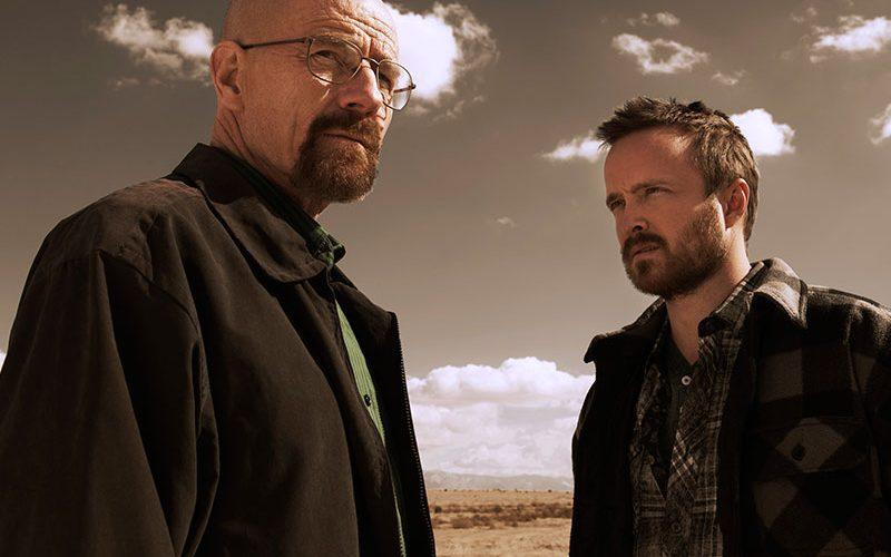 Revelan nuevas pistas de la película de 'Breaking Bad'