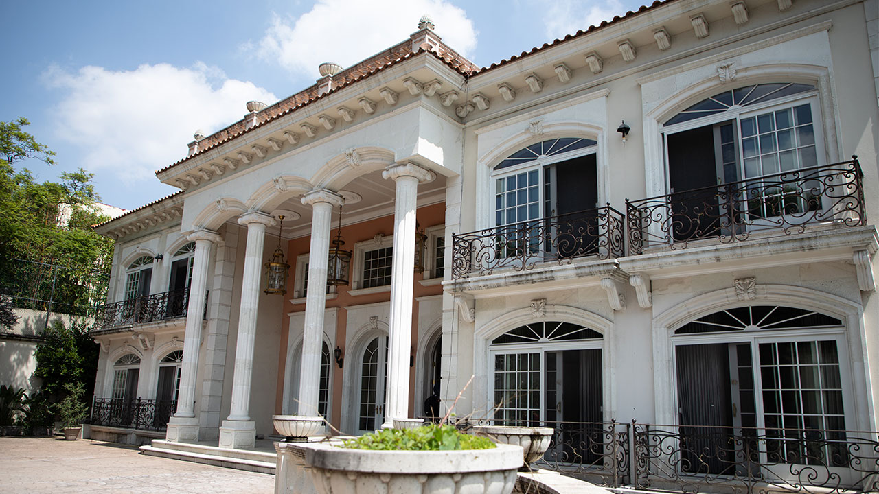 Procede legalmente venta de casa de Zhenli Ye Gon: SAE