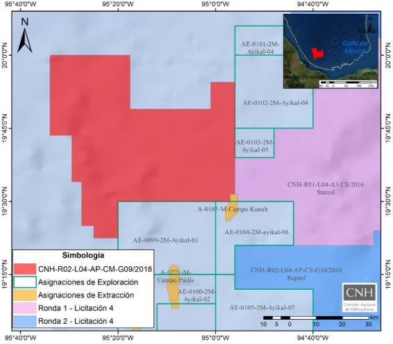 CNH autoriza plan de Pemex para explorar aguas profundas
