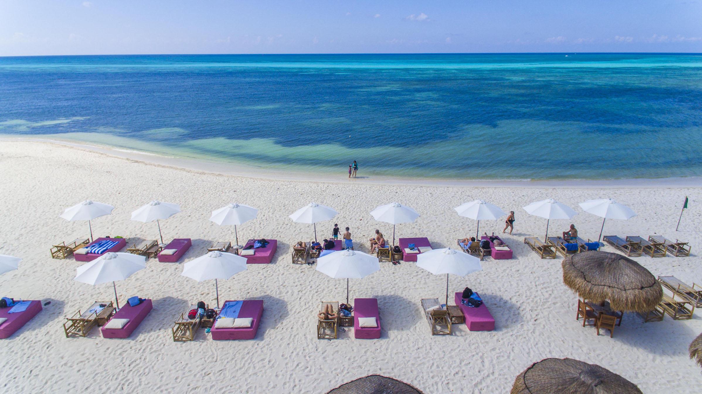 Qué hacer en Cozumel, el paraíso del Caribe libre de sargazo