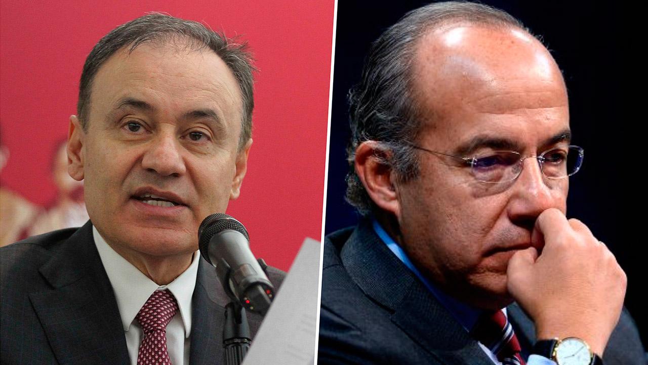 Policías federales sugieren a Calderón como representante; Durazo truenacontra él