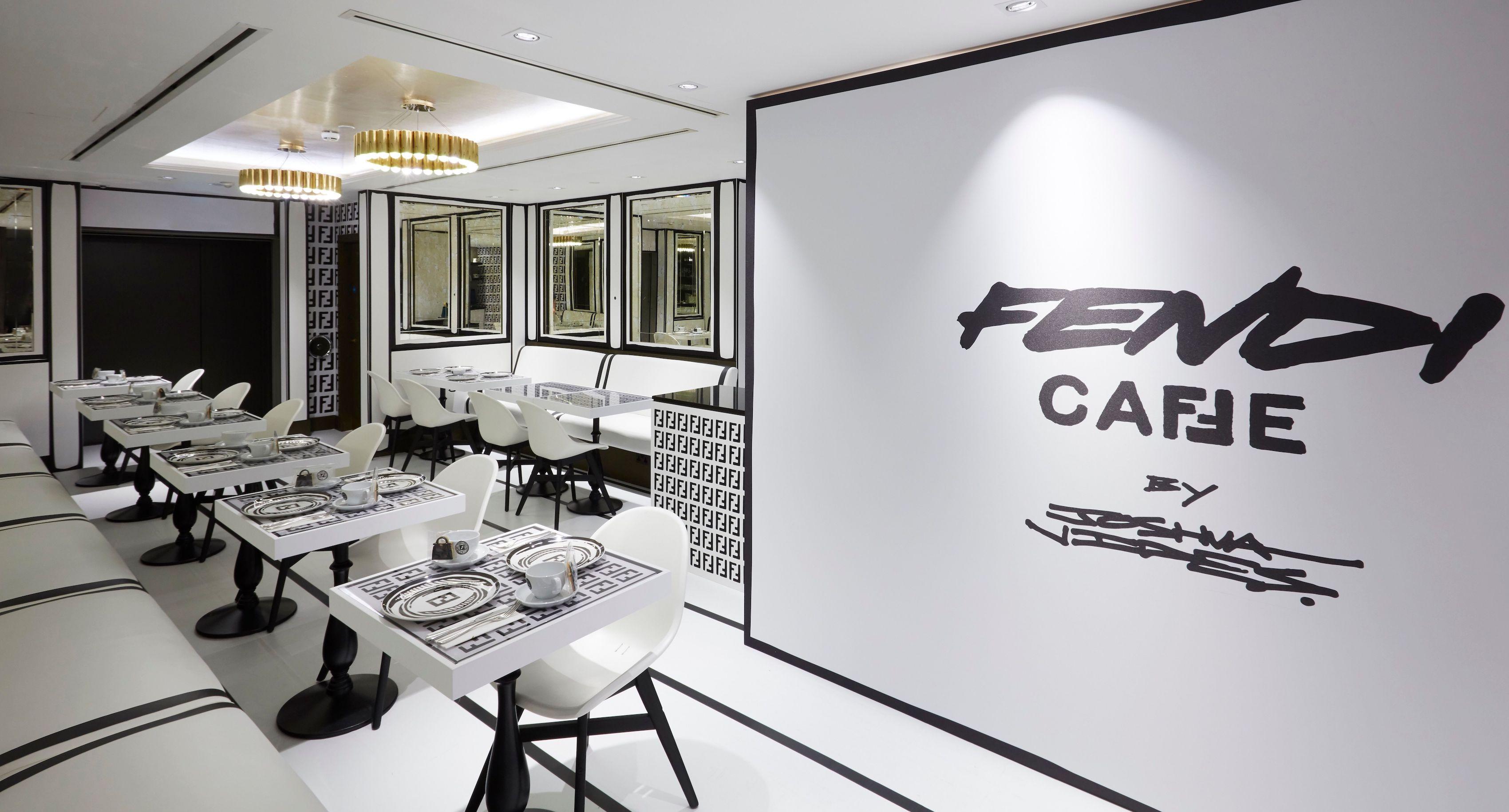 Fendi abre una cafetería para fashionistas en Londres