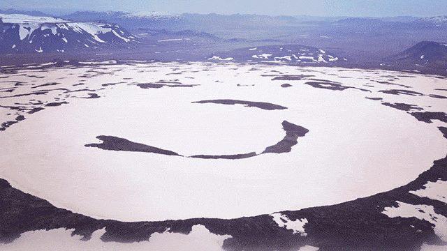 glaciar islandia primer glaciar en desaparecer