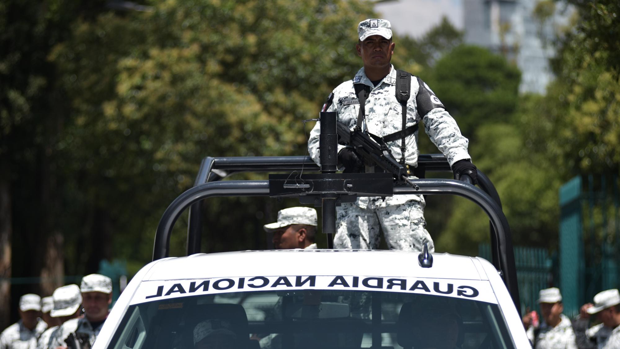 Para 2021, habrá Guardia Nacional en todo el territorio mexicano