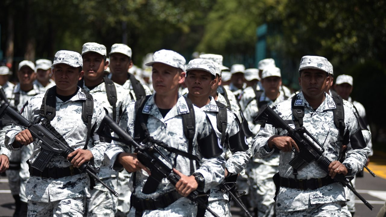 Advierten falta de parámetros estrictos en decreto que pone a militares en seguridad pública