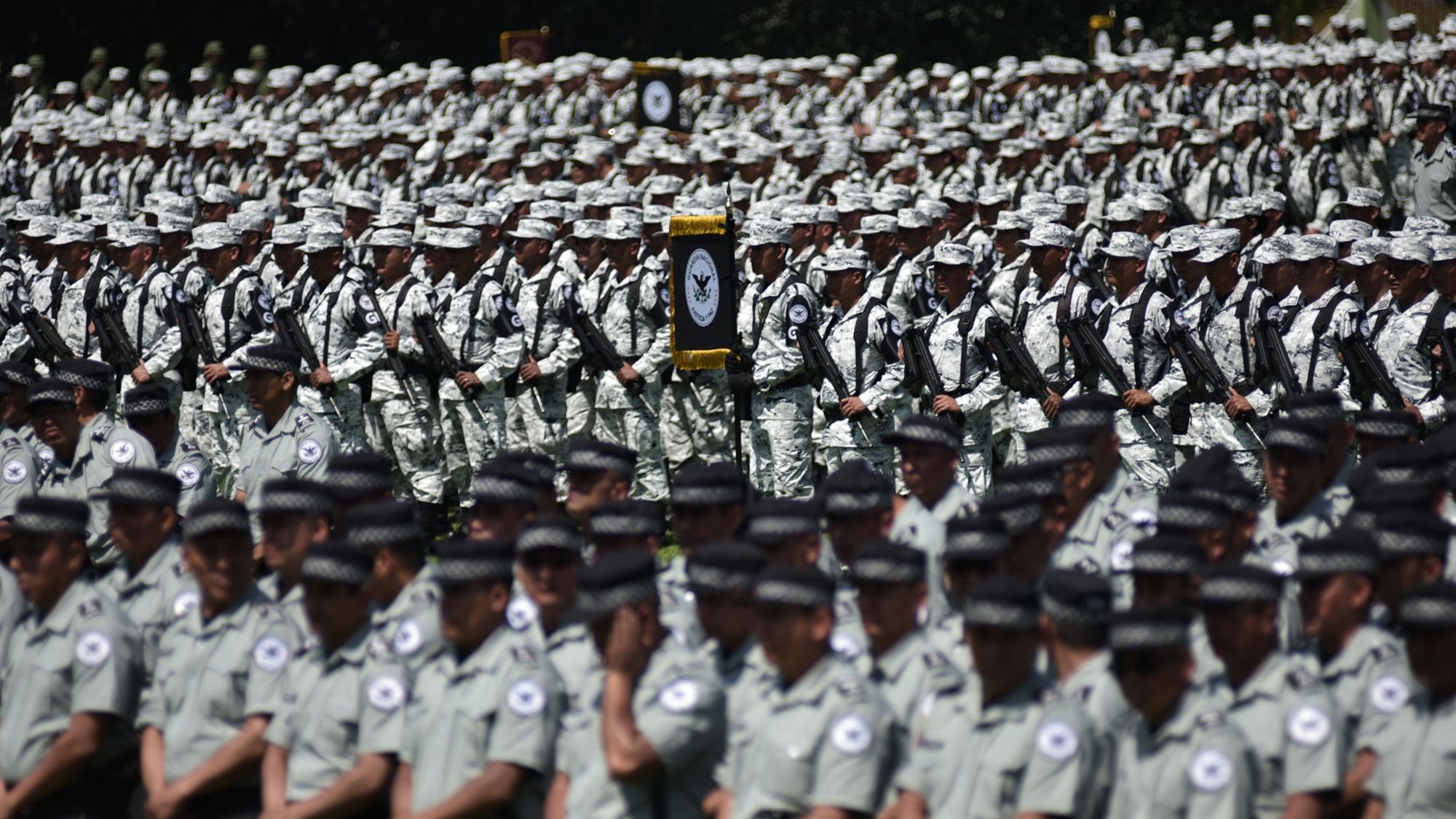 Leyes secundarias de la Guardia Nacional podrían ser violatorias de Derechos Humanos: CNDH