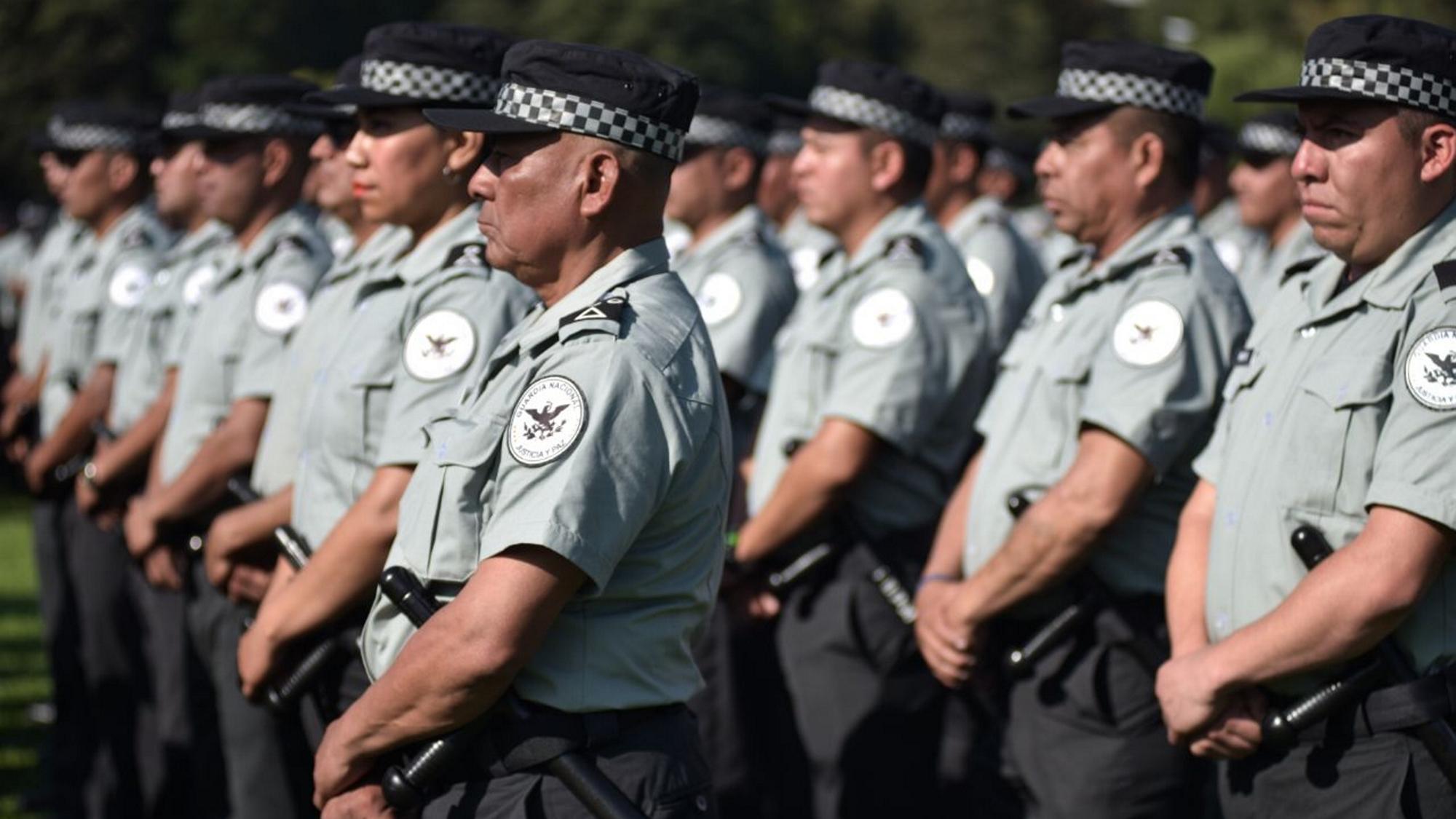 Guardia Nacional ofrece 19,000 pesos mensuales para unirse a sus filas