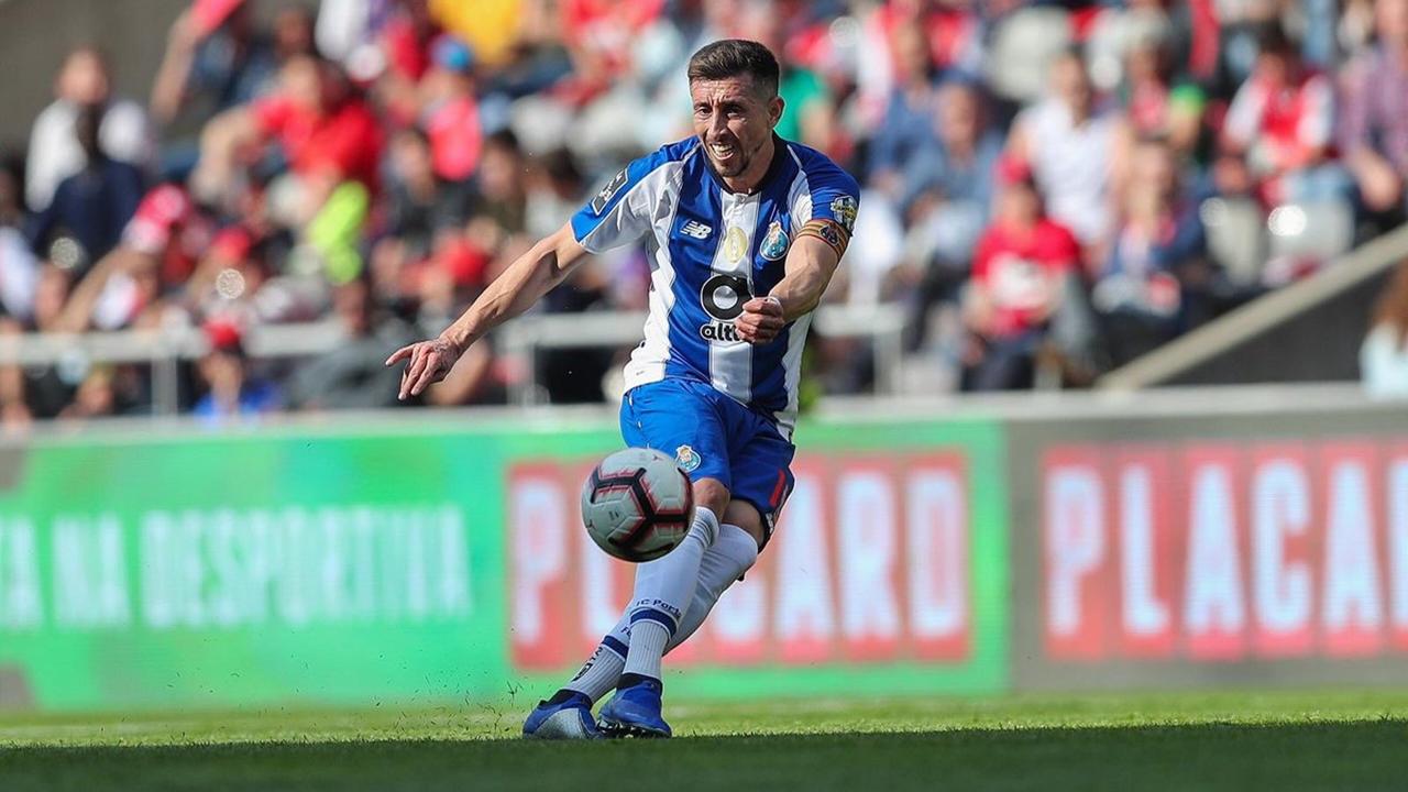 Atlético de Madrid anuncia el fichaje de Héctor Herrera