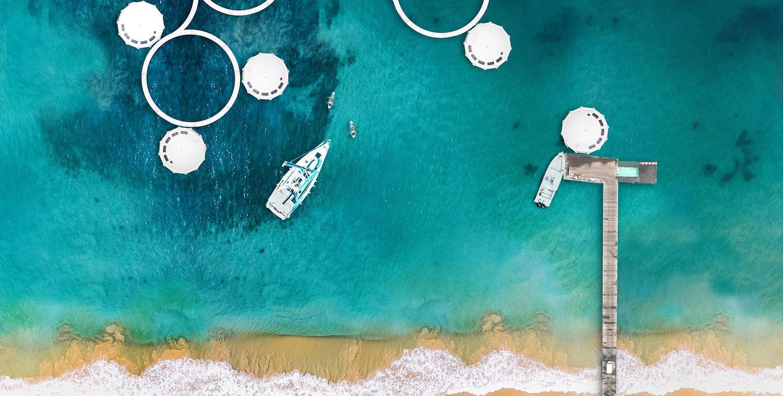 Suites flotantes, el futuro del hospedaje de lujo