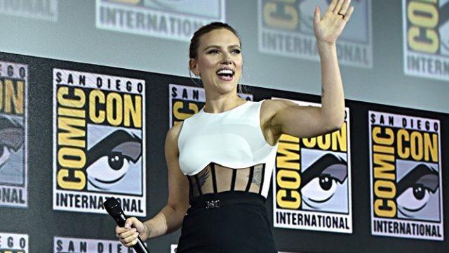 Scarlett Johansson anillo de compromiso