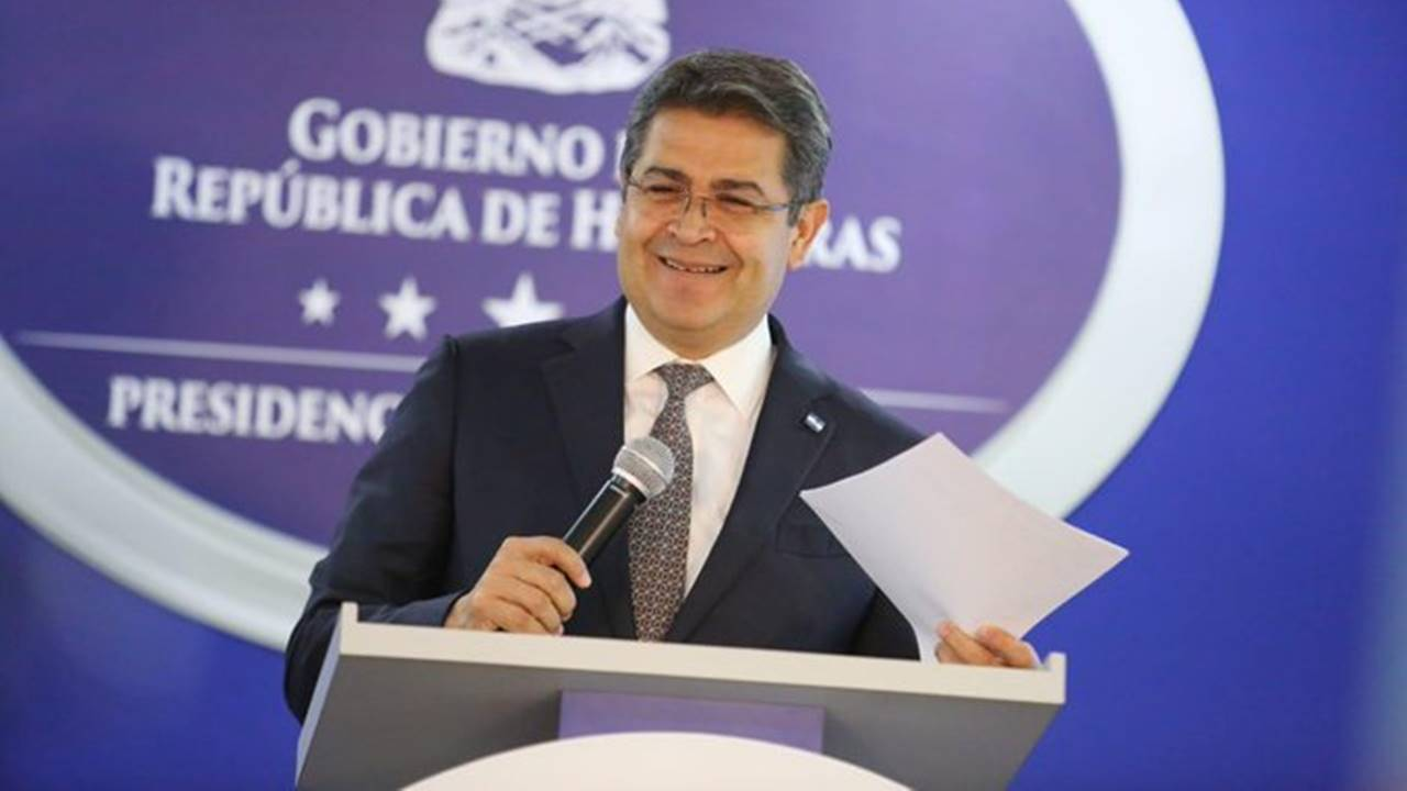 EU da cadena perpetua a hermano del presidente de Honduras por narcotráfico
