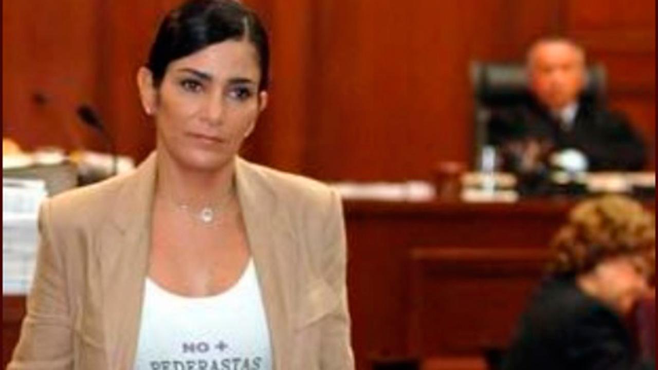 Lydia Cacho alerta que magistrada ordenó liberación de Kamel Nacif