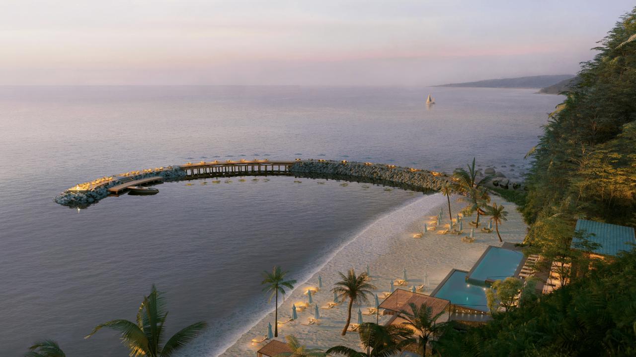 'Mandarina', el nuevo destino de ultra lujo en Riviera Nayarit
