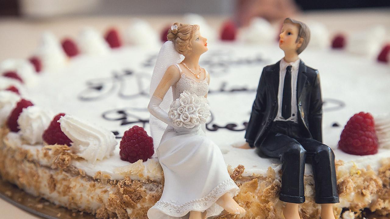 La pandemia de Covid-19 desploma los divorcios y matrimonios en México