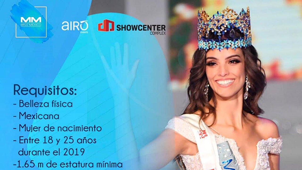 Miss Nuevo León crea polémica por convocar a 'mujeres de nacimiento'