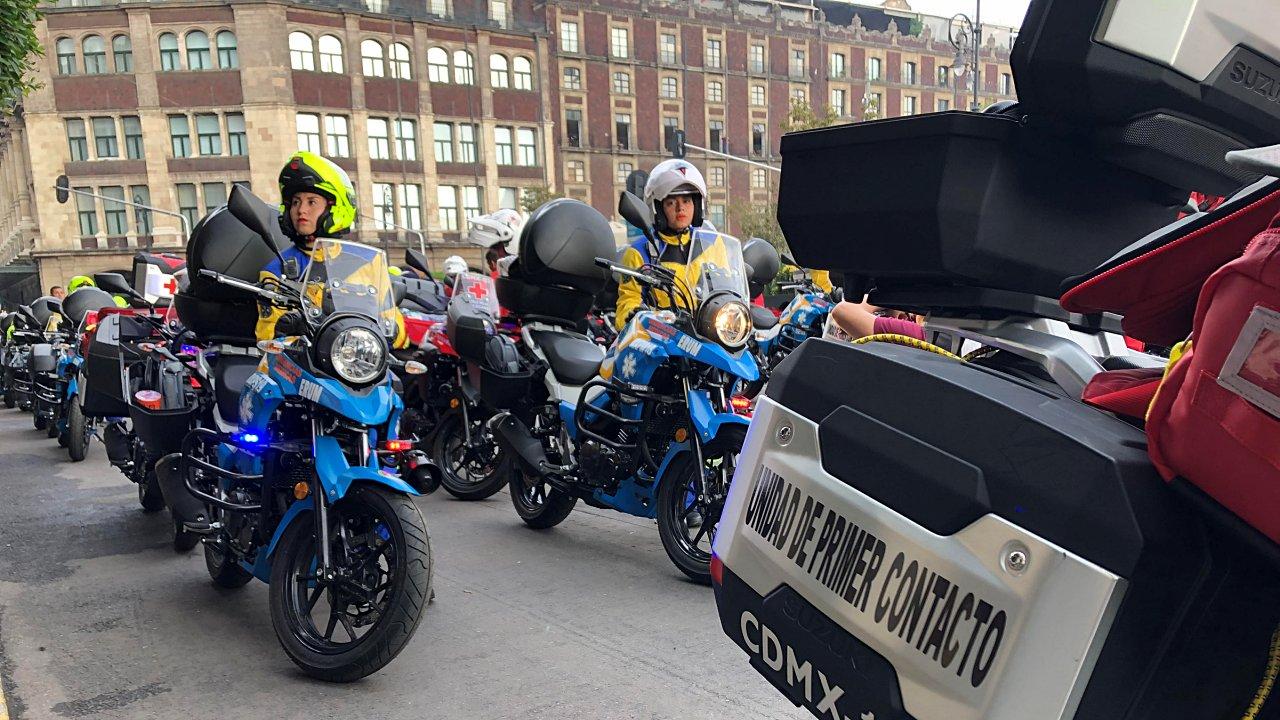 Italika y Honda, las motocicletas más robadas en el país