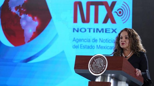 San Juana Martínez Notimex