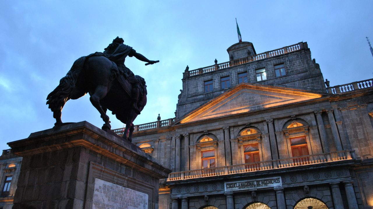 ¿Cuántos sitios Patrimonio de la Humanidad en la Ciudad de México conoces?