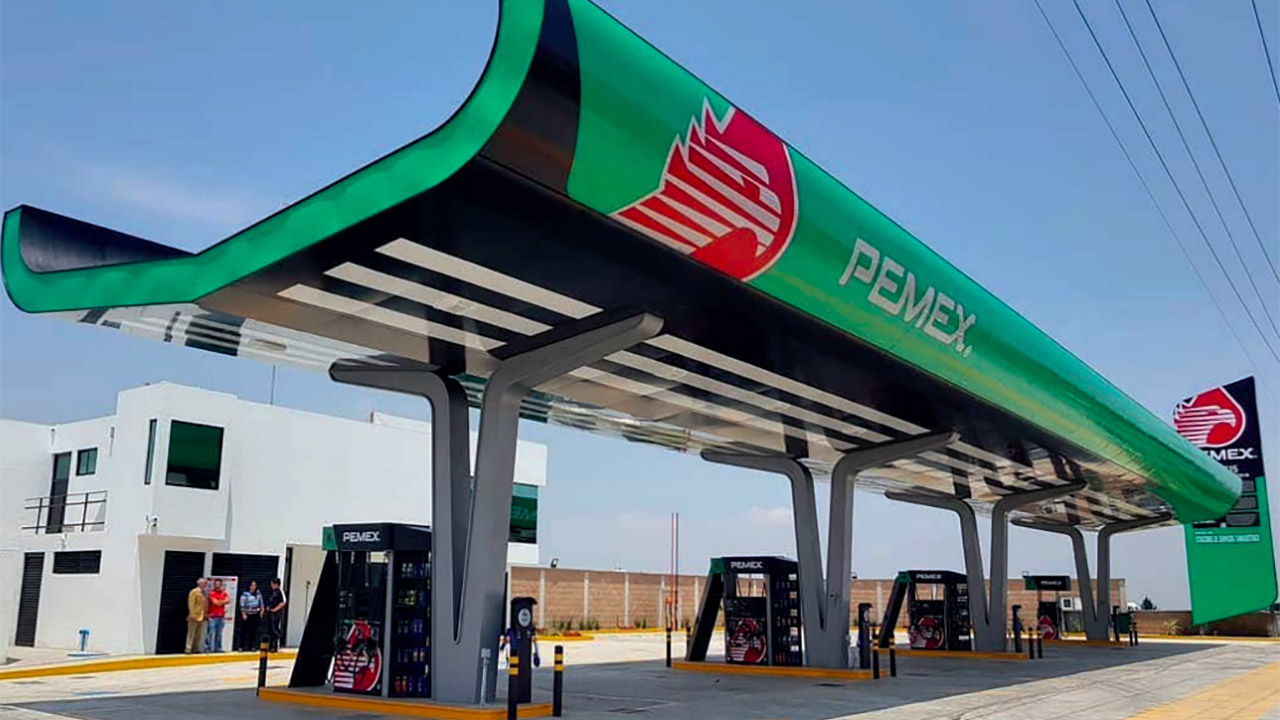 Ventas de Pemex se hunden 61% por crisis de coronavirus
