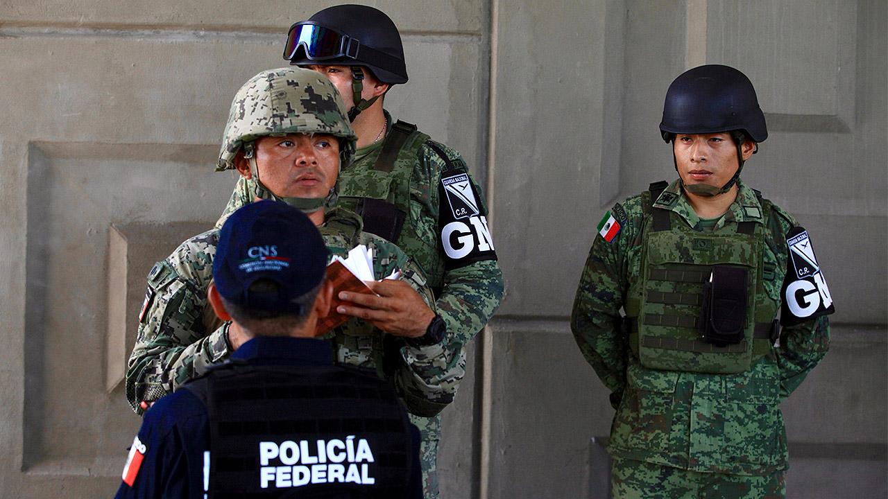 Guardia Nacional debutará en desfile militar del 16 de septiembre