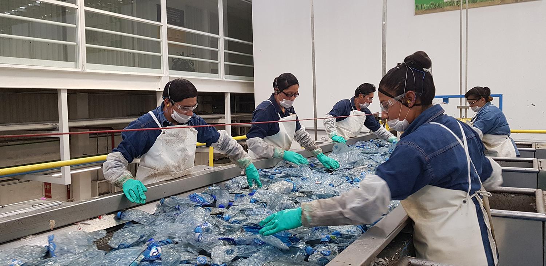 El 68 % de las empresas mexicanas usa material reciclado en sus envases