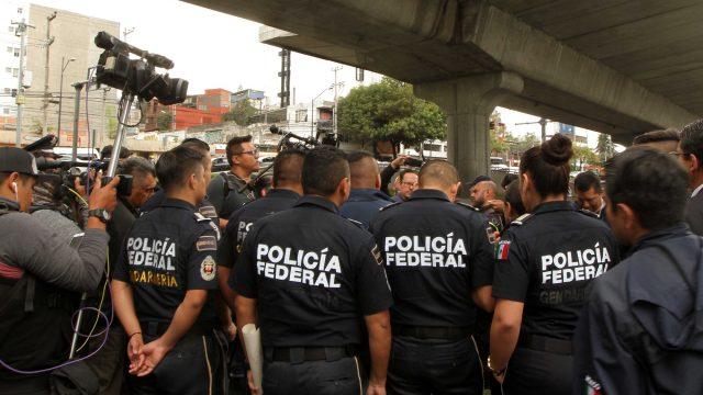 Resultado de imagen para Policía Federal no Guardia Nacional