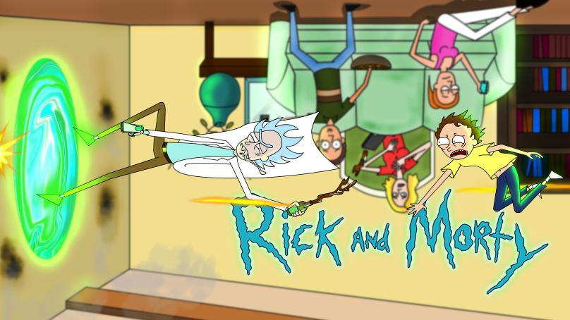 Tu puedes ser el próximo personaje de 'Rick y Morty'