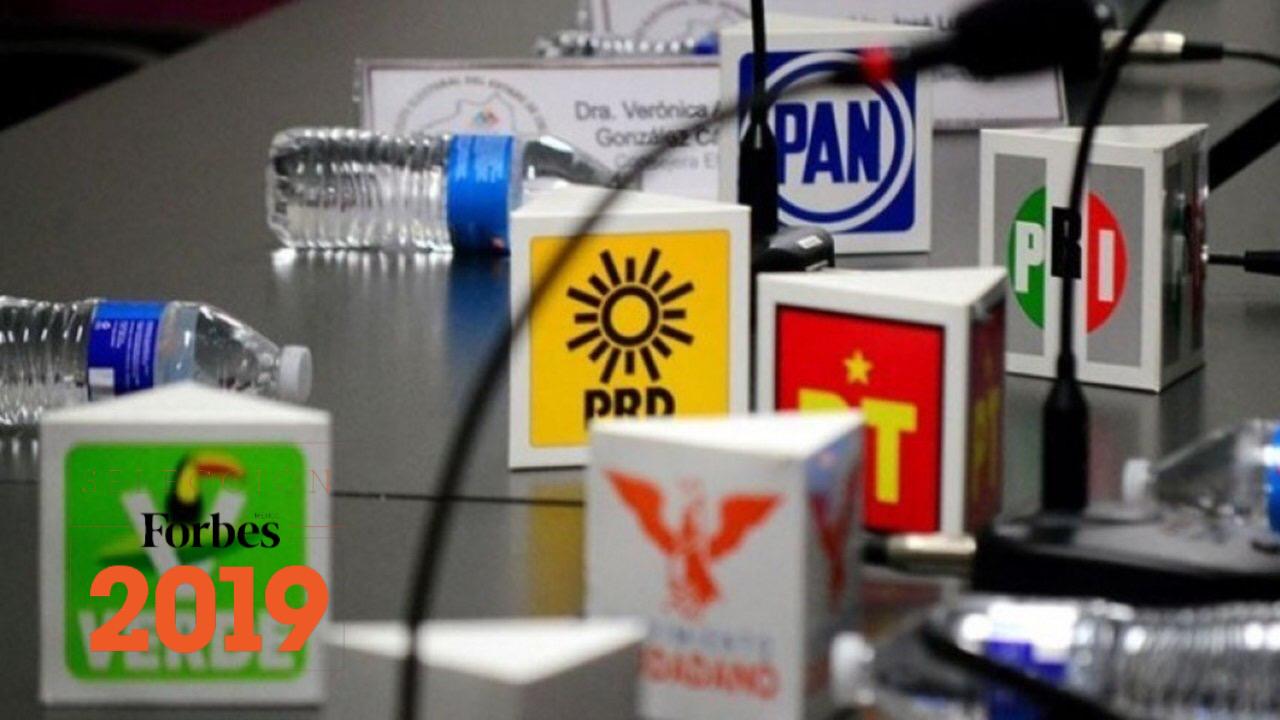 ¿Realmente sirve quitarle dinero público a los partidos políticos en México?