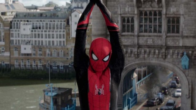 Spider- Man: far from home