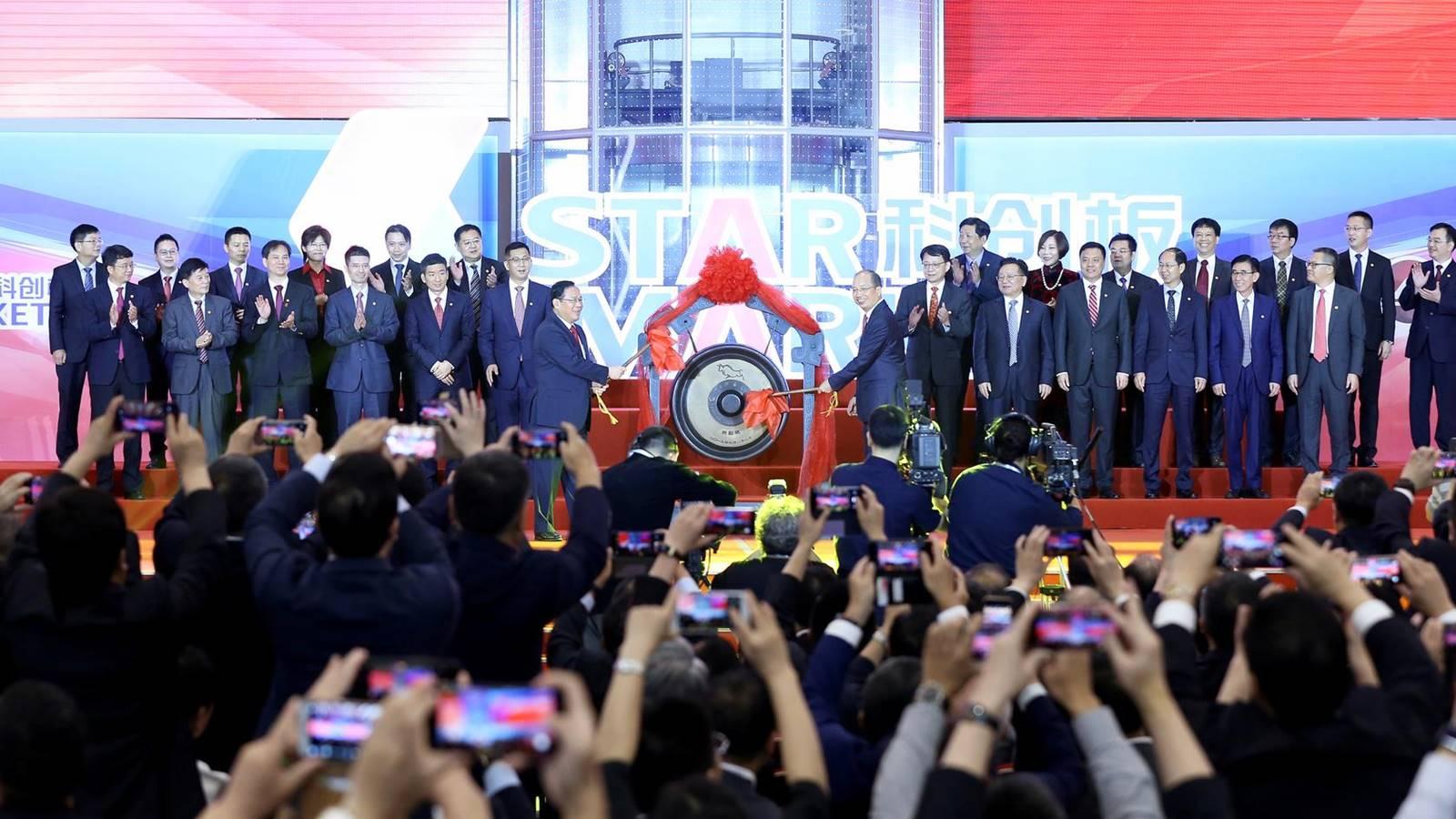 El Nasdaq chino hace un debut estelar y consigue 44,000 mdd para sus empresas