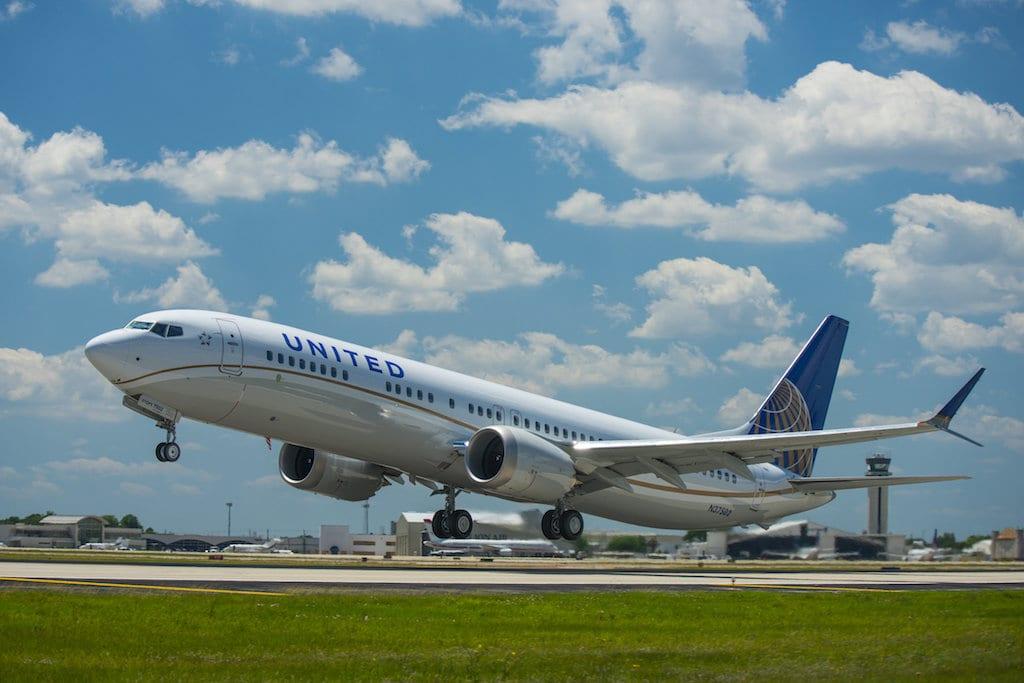 Boeing 737 MAX se mantendrá fuera de cronograma de vuelos de United Airlines hasta noviembre