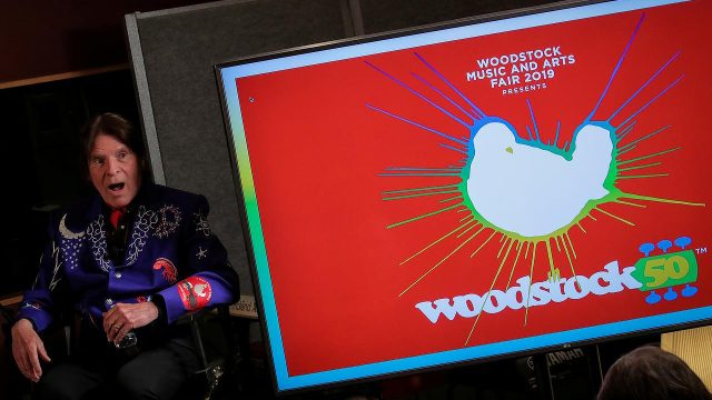Cancelado oficialmente el 50º aniversario de Woodstock a dos semanas de empezar