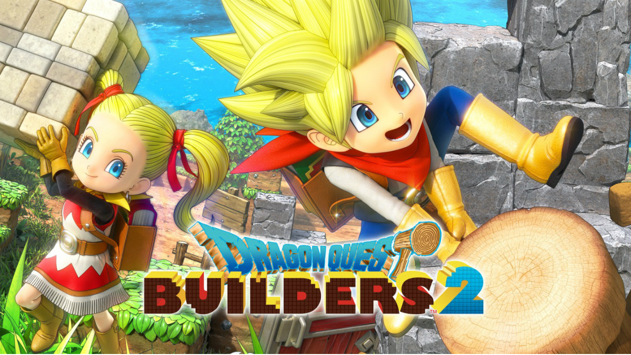 Dragon Quest Builders 2, preferible en Switch