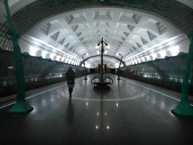 La revolución del metro de Moscú: de patrimonio cultural a búnker tecnológico