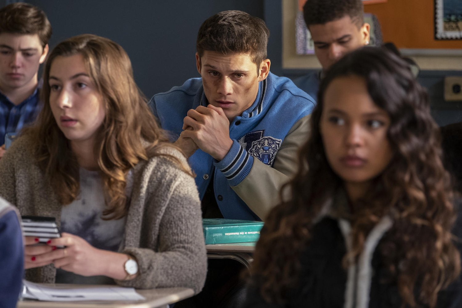 '13 reasons why': Se busca al asesino de Bryce Walker