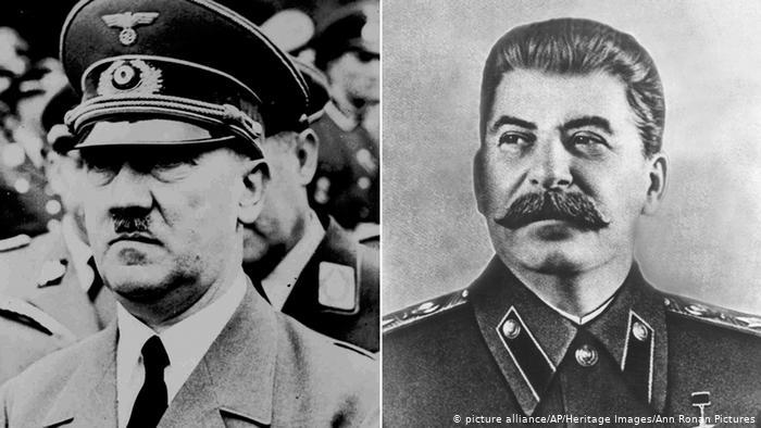 A 80 años del pacto entre Hitler y Stalin