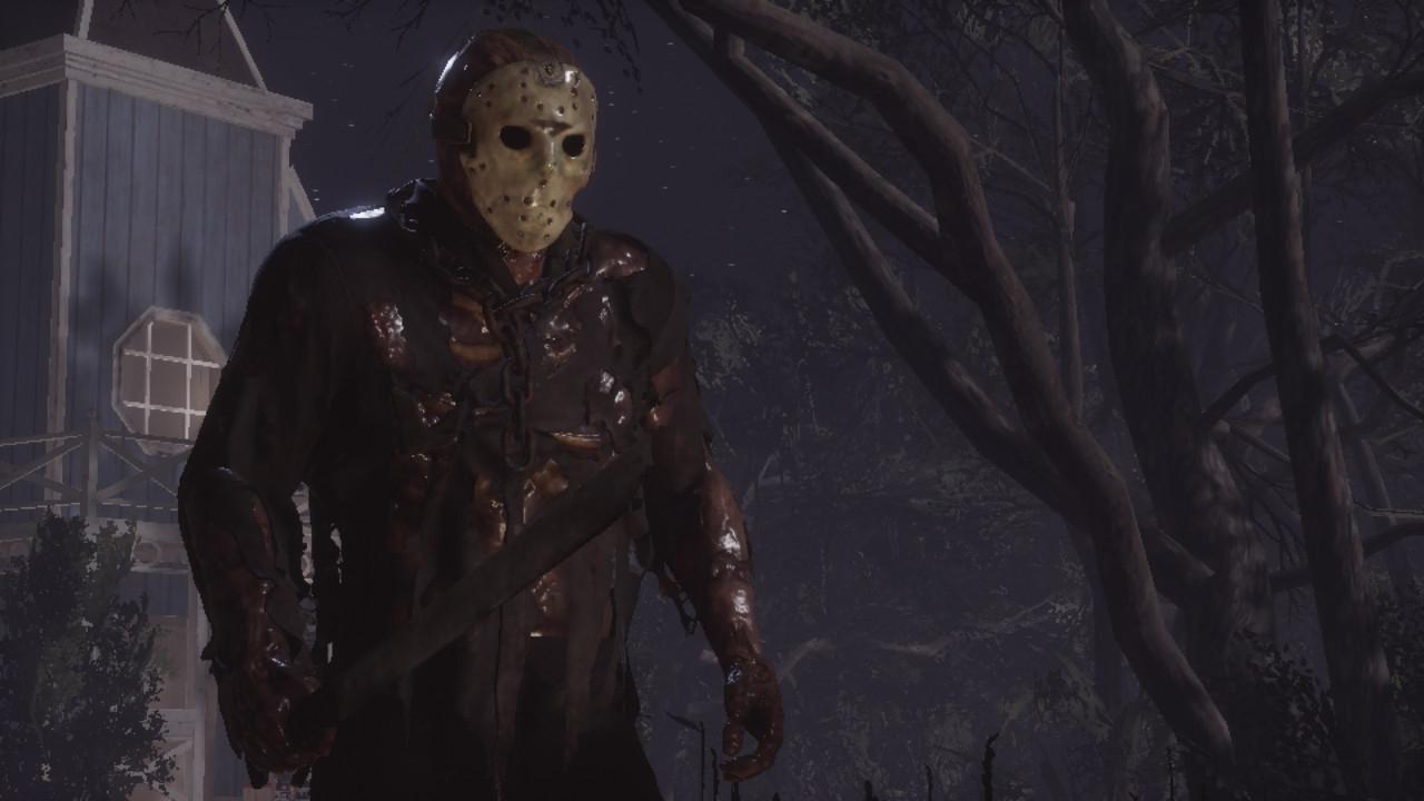 Jason vuelve con 'Friday the 13th: The Game'