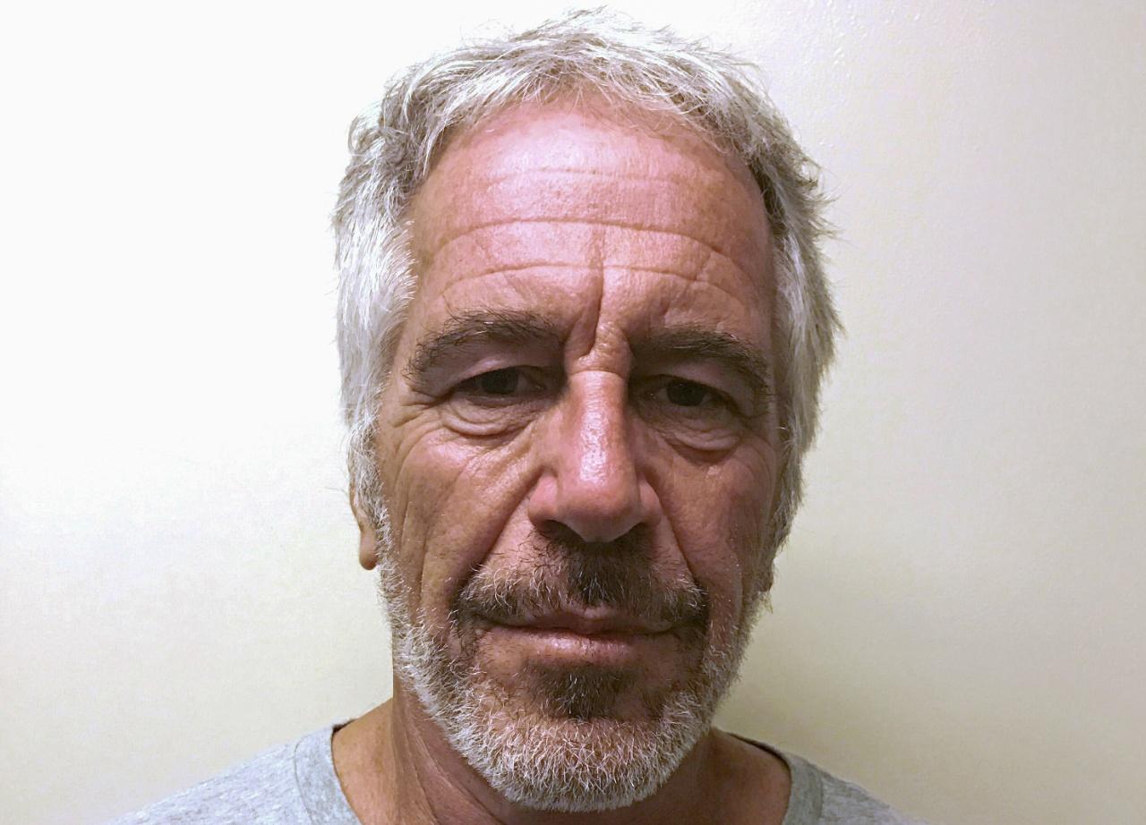 Muerte de Epstein fue suicidio: autopsia
