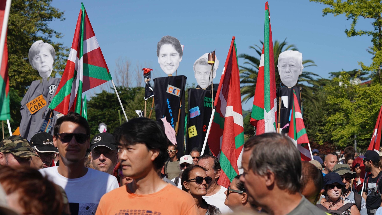 Cumbre del G7 comienza en Biarritz entre tensiones y protestas