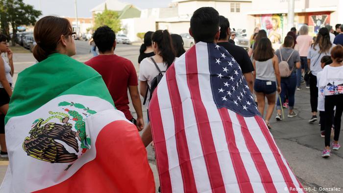 El Paso: Cuando los racistas convierten en plomo el discurso del odio