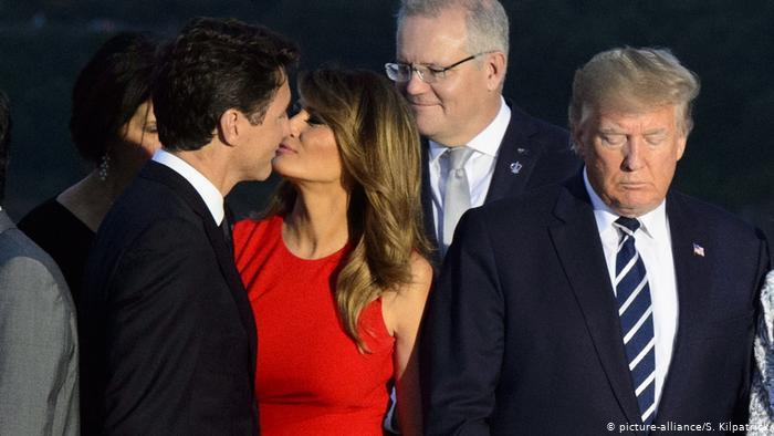 Cierre de la cumbre del G7: paz y unidad, aunque con escasos resultados