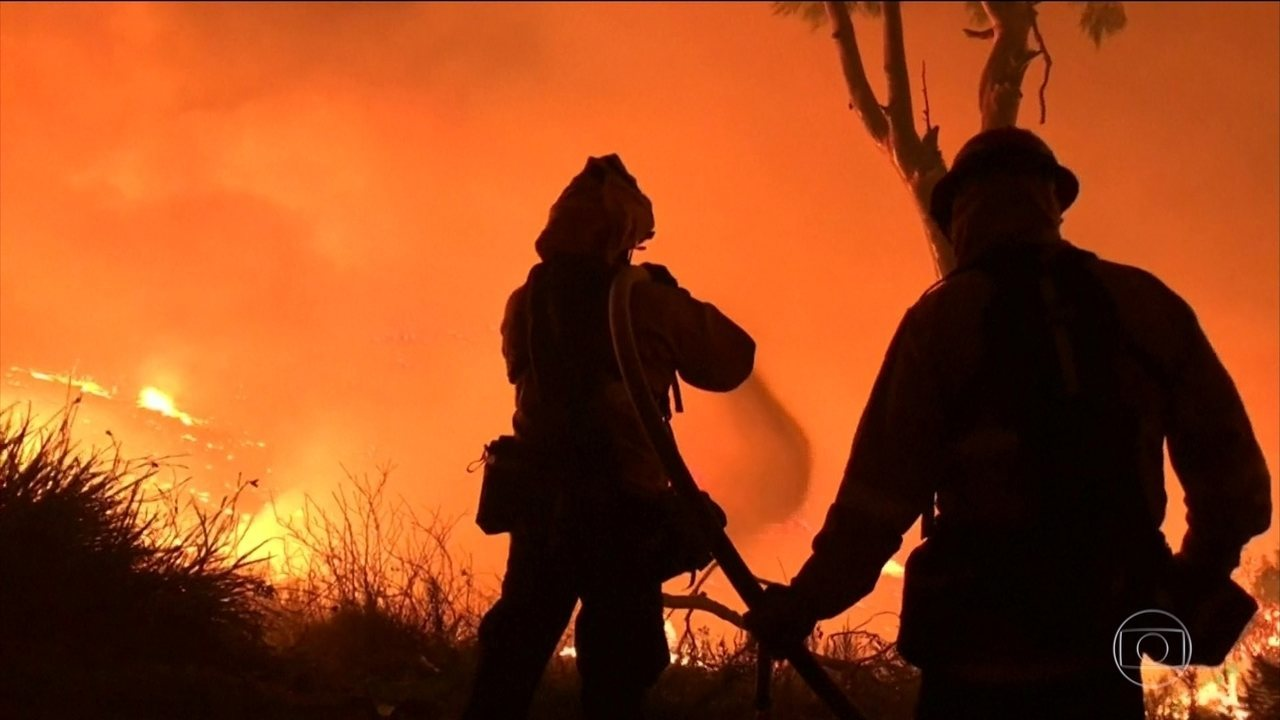 Aumento de 82% en incendios forestales pone a 'rezar' al sur de Brasil