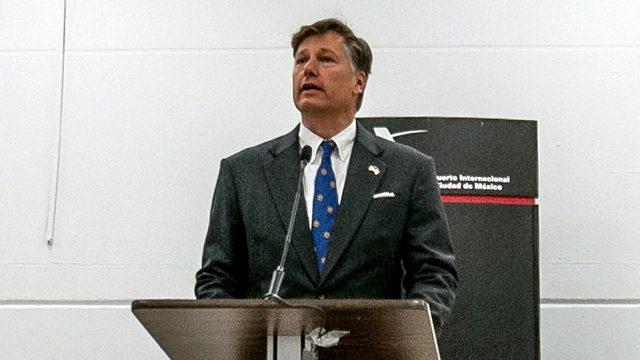 Christopher Landau, nuevo embajador de EU en México