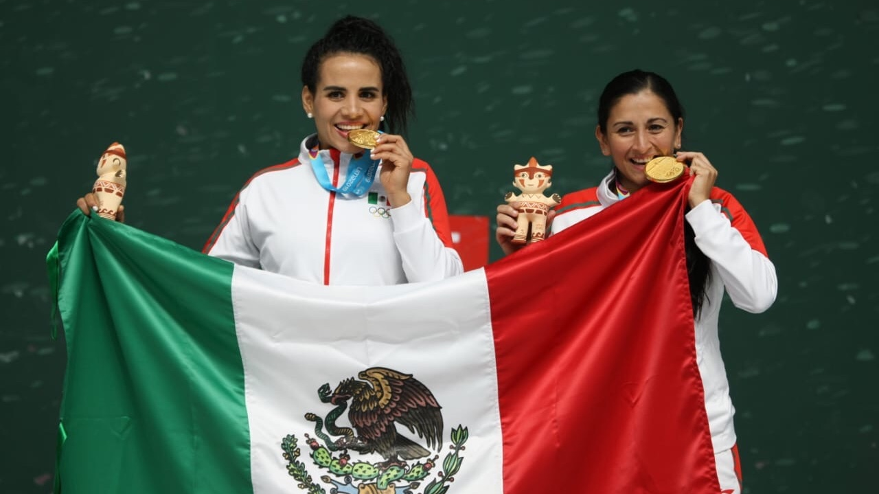 México cierra los Panamericanos con un histórico tercer lugar