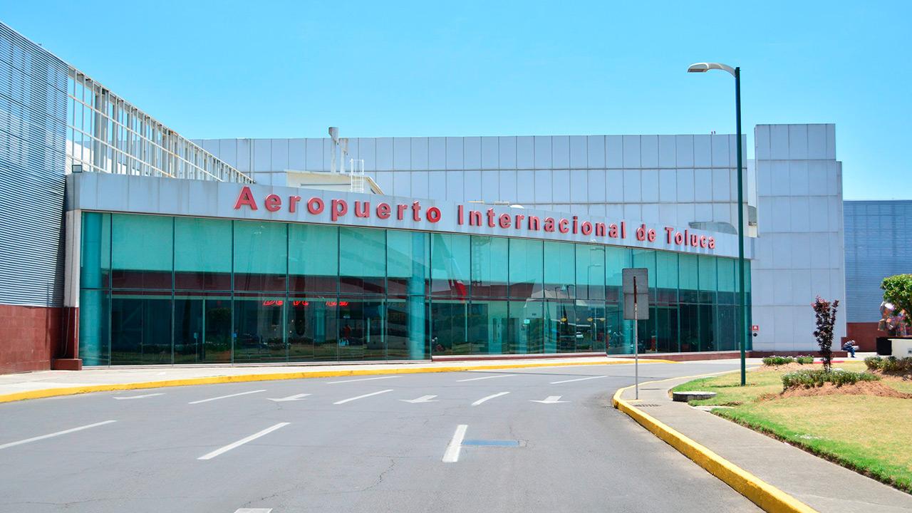 Gobierno presenta propuesta para comprar acciones de Aeropuerto de Toluca
