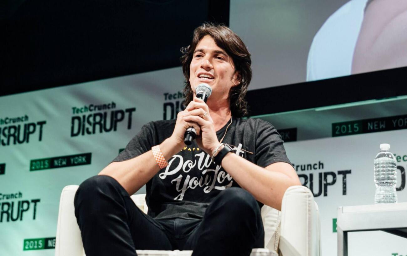 Olvídate del 'nosotros': WeWork está bajo el mando de un solo hombre