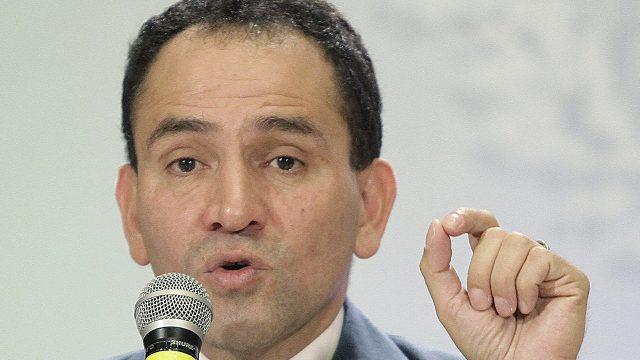 Arturo Herrera, Secretario de Hacienda y Crédito Público. Ciudad de México, 9 de julio de 2019. Foto: Gustavo Durán/Notimex.