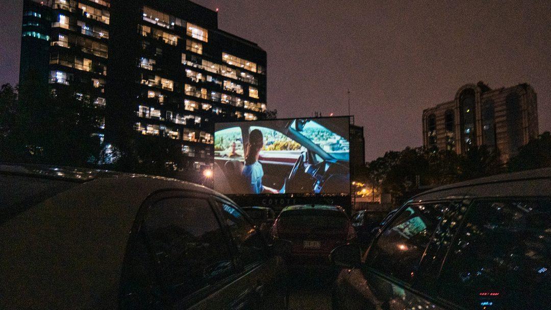 CDMX habilita autocinema de 10 pesos en el Autódromo durante 'nueva normalidad'